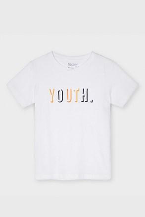 Футболка для хлопчиків Mayoral Youth біла