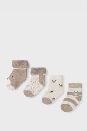 Подарункова упаковка шкарпеток для немовлят Mayoral Born