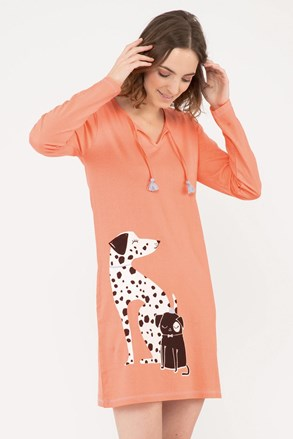 Жіноча нічна сорочка Dalmatine