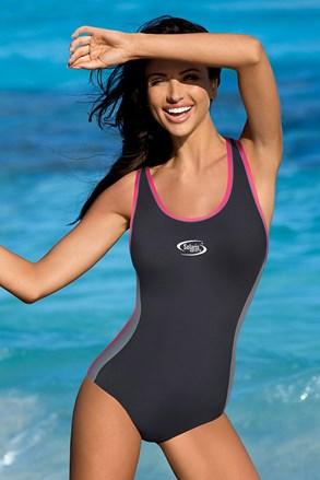 Жіночий спортивний суцільний купальник Alex 03