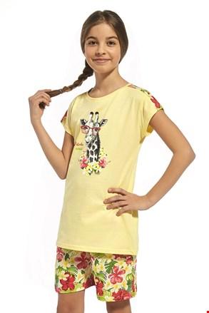 Бавовняна піжама для дівчаток Aloha