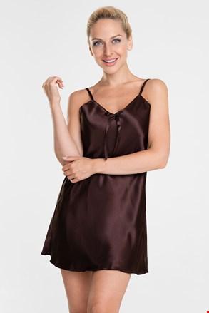 Элегантная сорочка Aria Choco