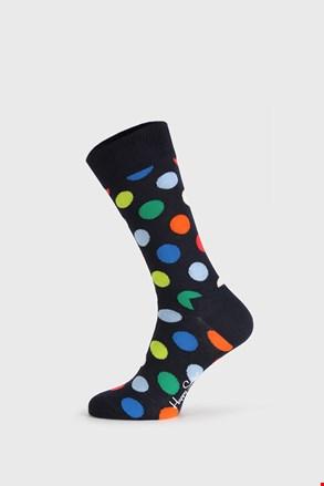 Чорні шкарпетки Happy Socks Big Dot