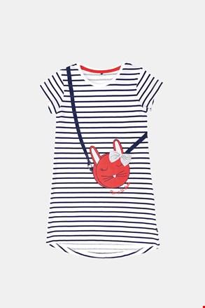 Нічна сорочка для дівчинки Buny зі смужками