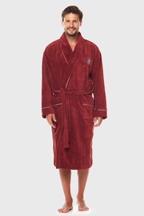 Вишневий халат Borys
