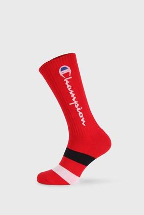 Високі червоні шкарпетки Champion Premium