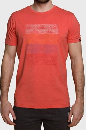 Червона футболка LOAP Boelf