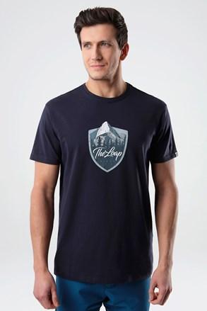 Синя футболка LOAP Alesh