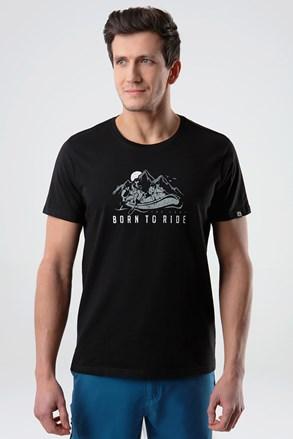 Чорна футболка LOAP Ballu