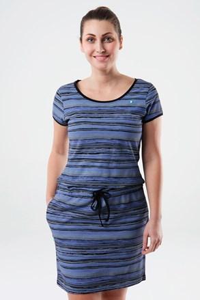 Жіноча синя сукня LOAP Benita
