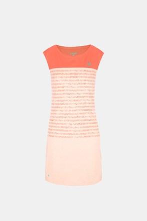 Жіноча помаранчева сукня LOAP Abrisa