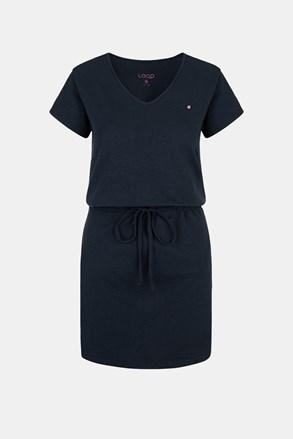 Жіноча синя сукня LOAP Blanka