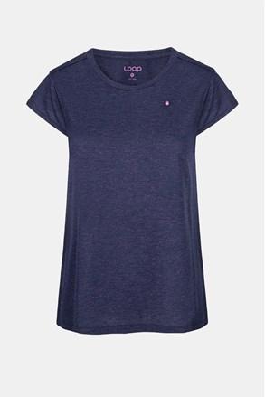 Жіноча синя футболка LOAP Abala