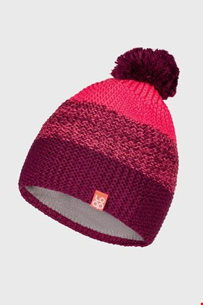 Зимова шапка LOAP Zaiko рожева