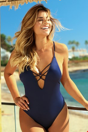 Жіночий суцільний купальник St Barts
