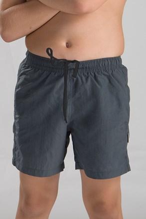 Пляжні шорти для хлопчиків сірі
