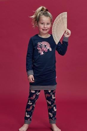 Піжама для дівчаток Flowery