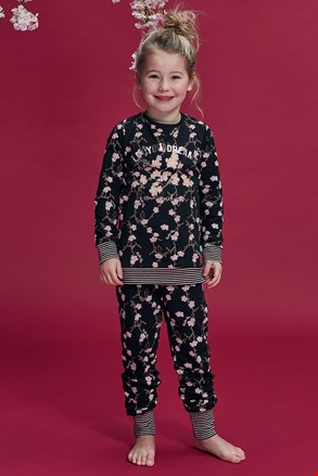 Піжама для дівчаток Cherry Bloomson