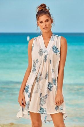 Пляжна сукня Itaca White