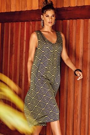 Пляжна сукня Formentera Retro Vibes