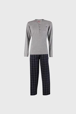 Сіро-синя піжама Calebron