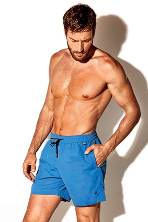Чоловічі пляжні шорти Caicco сині