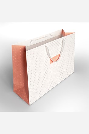 Подарунковий пакет Astratex 37x29x12.5 см