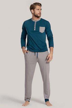 Синьо-зелена піжама Drew II