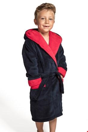 Унісекс дитячий теплий халат Envie