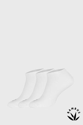 3 ПАРИ бамбукових шкарпеток Desi білі