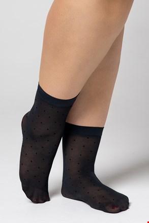 Нейлонові шкарпетки Plus Size Dots 30 DEN