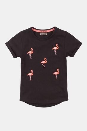 Футболка для дівчинки Flamingo