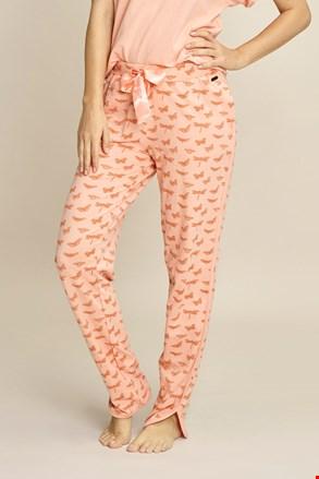 Жіночі піжамні штани Orange Butterfly