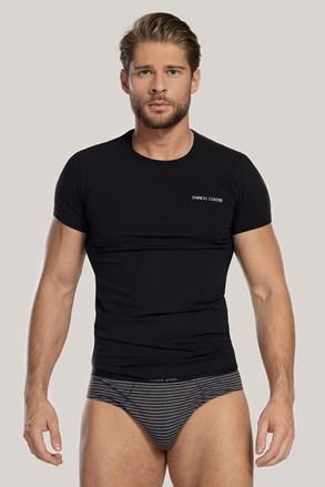 Чорний комплект футболки та сліпів Denver