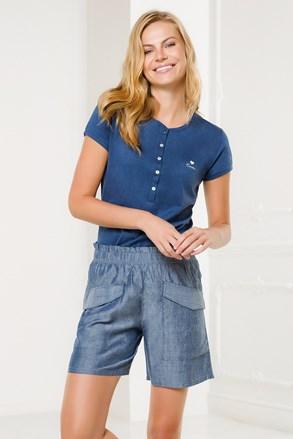 Жіночий домашній комплект Pantalone синій