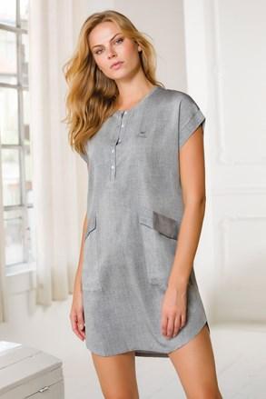 Жіноча домашня сукня Navetta сіра