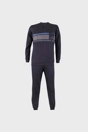 Темно-синя піжама Adam