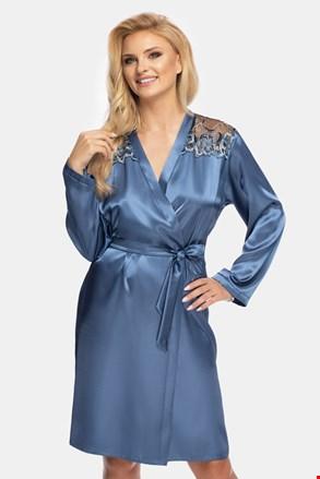 Жіночий сатиновий халат Elodie