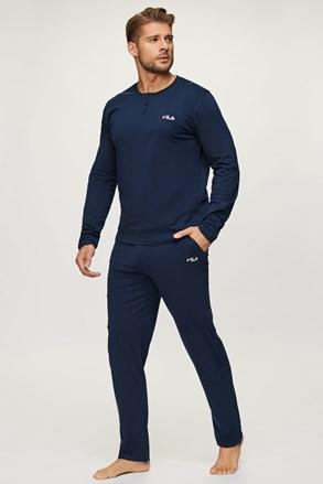 Темно-синя піжама FILA Jersey