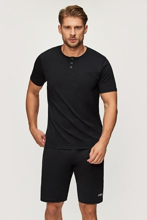 Чорна піжама FILA Short