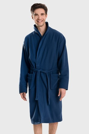 Синій халат Marco