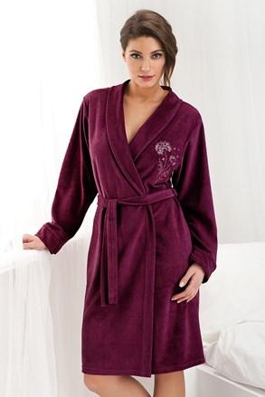 Жіночий махровий халат Adéla