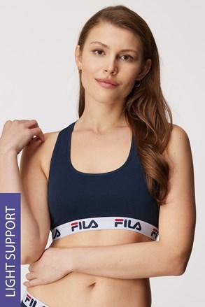 Жіночий спортивний бюстгальтер FILA Underwear Navy