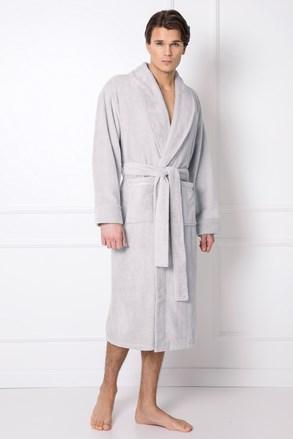 Сірий халат Fernand
