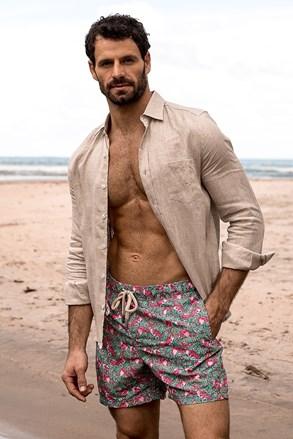Чоловічі пляжні шорти SHORTS Co. Flamingo REG