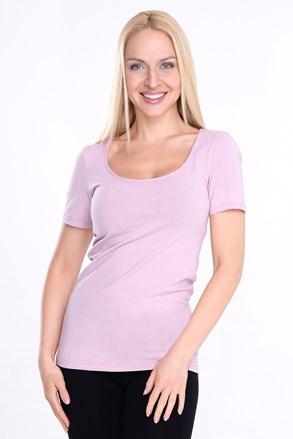 Жіноча базова футболка з короткими рукавами Manica