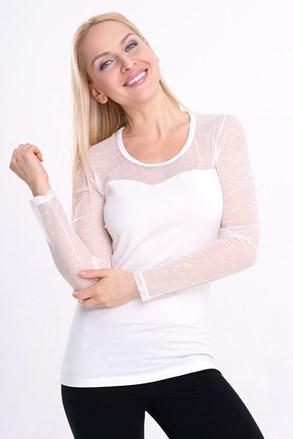 Жіноча футболка Spalla з довгими рукавами