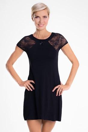 Жіноча нічна сорочка Greta з мереживом