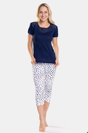 Жіноча піжама Digo з штанами-капрі