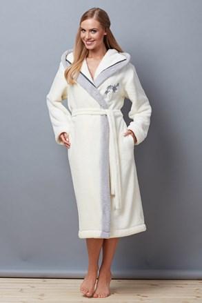 Жіночий халат Mary Ecru